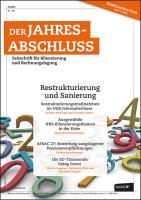 DJA - Der Jahresabschluss Kennenlern-Abo 2 Hefte, Preis: inkl. Versand
