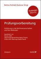 Prüfungsvorbereitung Einführung in die Rechtswissenschaften und ihre Methoden