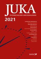 Österreichischer Juristenkalender 2021 JuKa