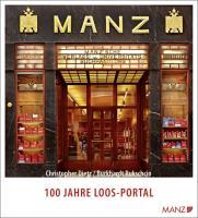 100 Jahre Loos-Portal der Buchhandlung Manz