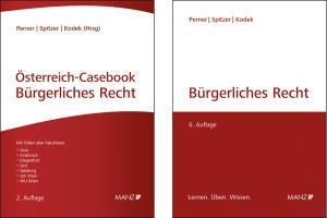 PAKET: Bürgerliches Recht 6.Aufl + Österreich Casebook Bürgerliches Recht 2.Aufl